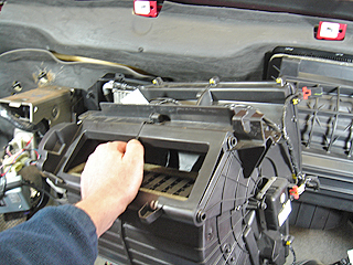 Heating on 1995 Jeep Cherokee Heater Problems